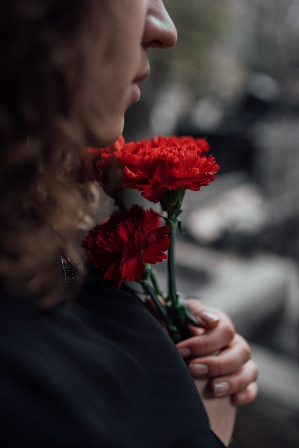 mourning the loss of a loved one